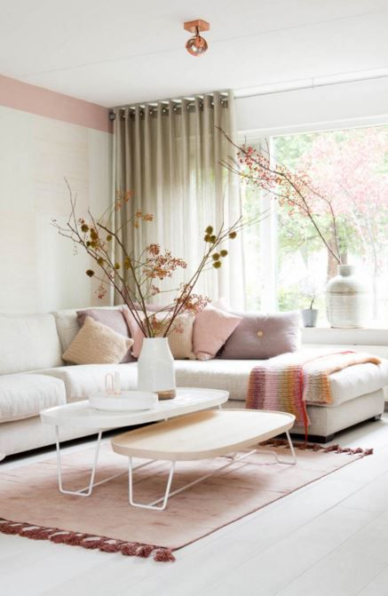 Pompones y borlas para vestir la casa for Renovar la casa dormitorio