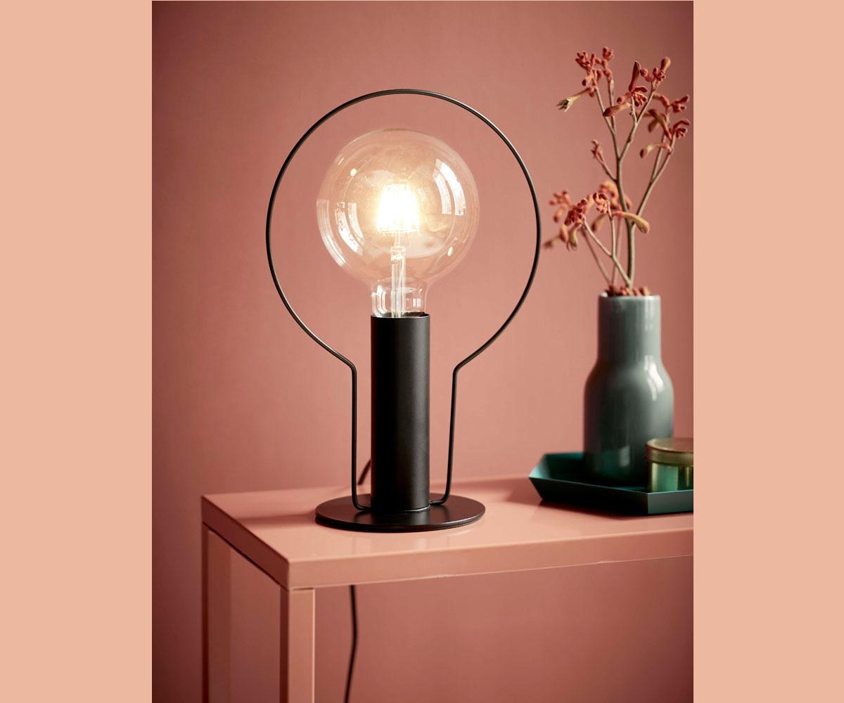 lámpara de diseño para iluminación interior