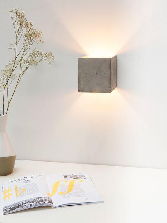 iluminación de paredes