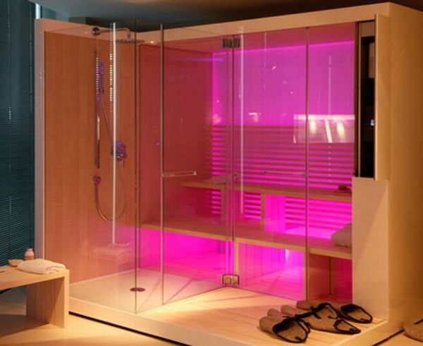 Sauna De Dise O Moderno Inipi De Duravit