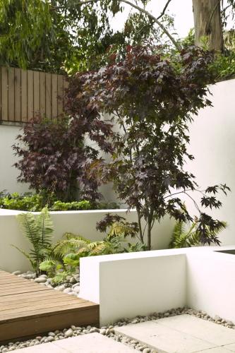 Dise o jardin el jard n minimalista - Paisajismo minimalista ...