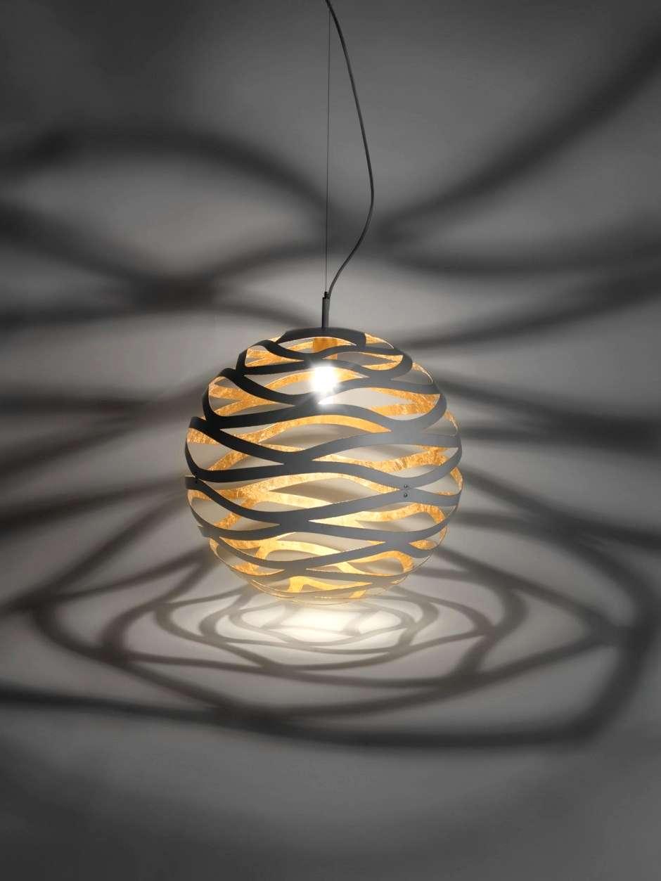 lámpara de diseño moderno