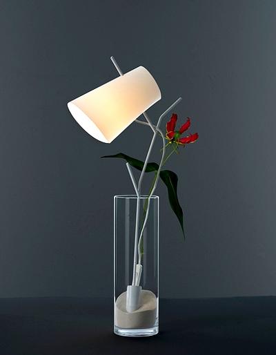 lámpara de mesa original