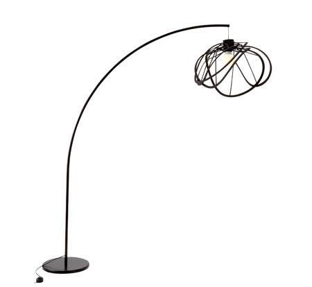 lámpara de pie Bloom