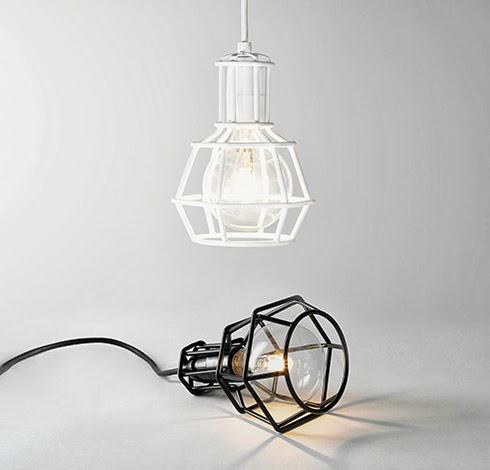 lámpara work