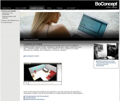 Software Simulador BoConcept