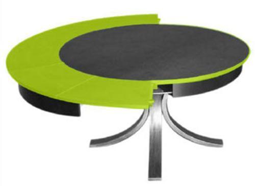 Mesa redonda extensible for Mesa circular extensible