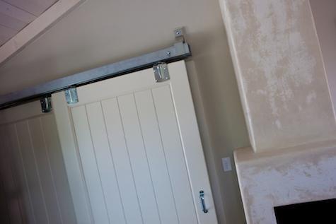 Puertas interiores de granero ideas y usos - Montaje de puertas ...