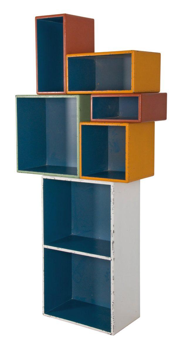 Muebles artesanales de estilo industrial for Muebles de diseno industrial