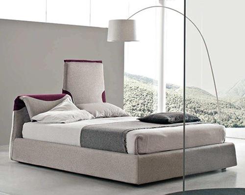 Muebles de Dormitorio, Cama de Diseño Contemporáneo