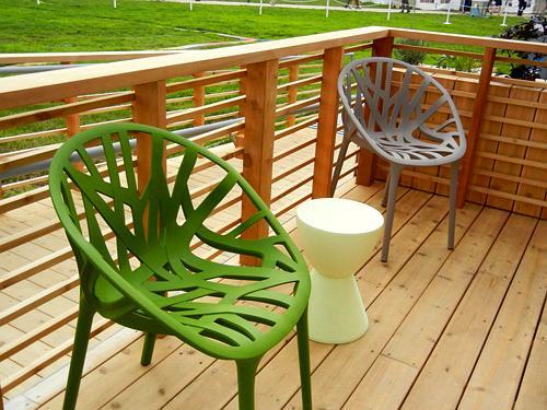Limpieza de muebles de exterior de pl stico for Muebles de plastico para exterior
