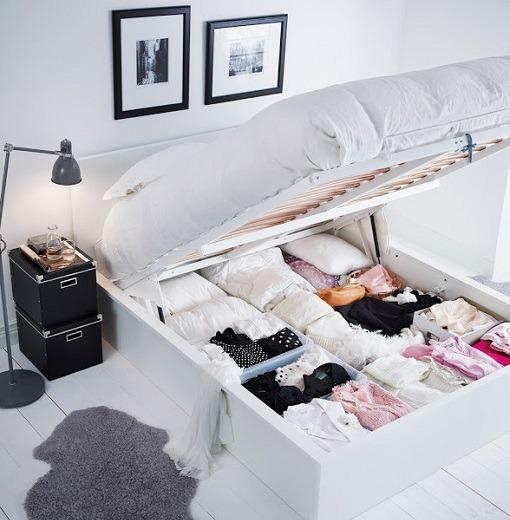 multiplicar el espacio en dormitorios