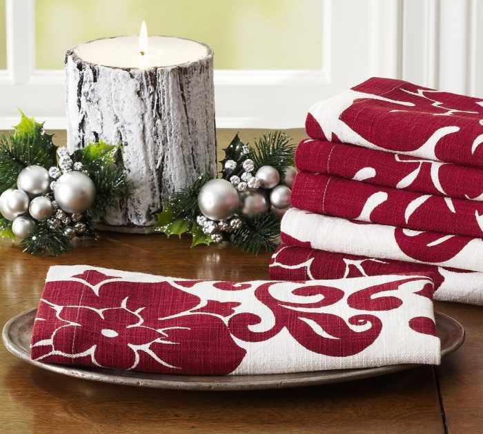 Navidad 12 ideas para decorar la casa parte 2 for Vajillas para navidad