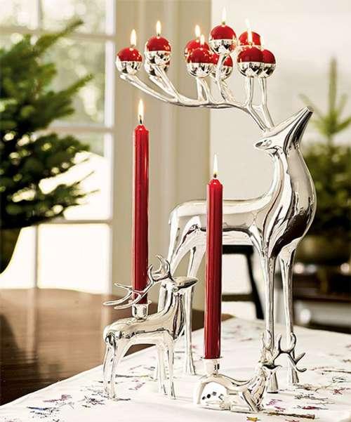 Navidad 12 ideas para decorar la casa for Accesorios para decorar el hogar
