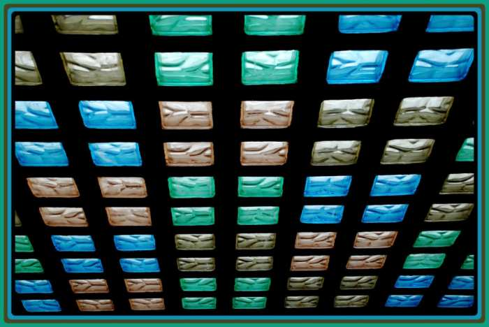 Aplicaciones para bloques de cristal