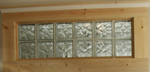muros con bloques de cristal - Ladrillos De Vidrio