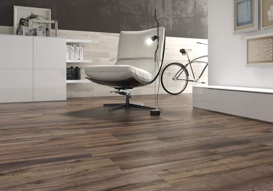 pavimentos porcelánicos con texturas de la madera
