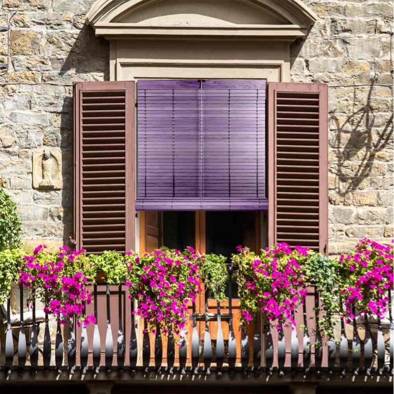 persiana alicantina de madera colores