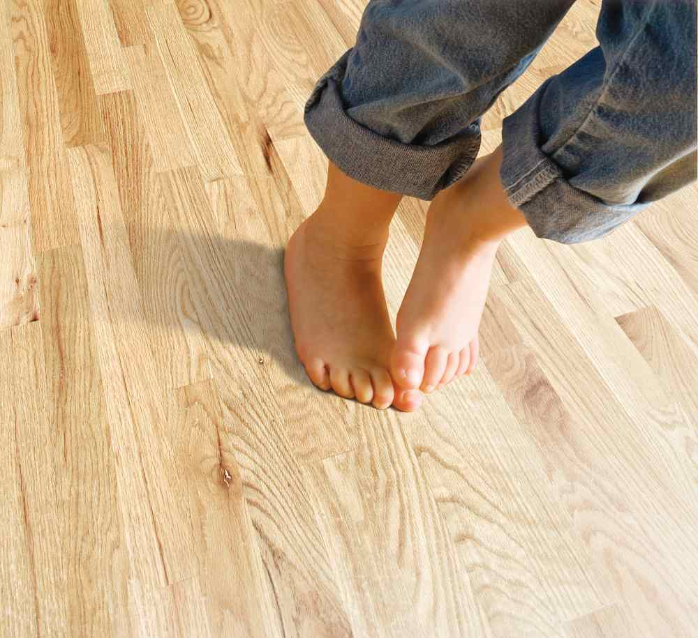 Protecci n natural para suelos de madera - Suelos de madera natural ...