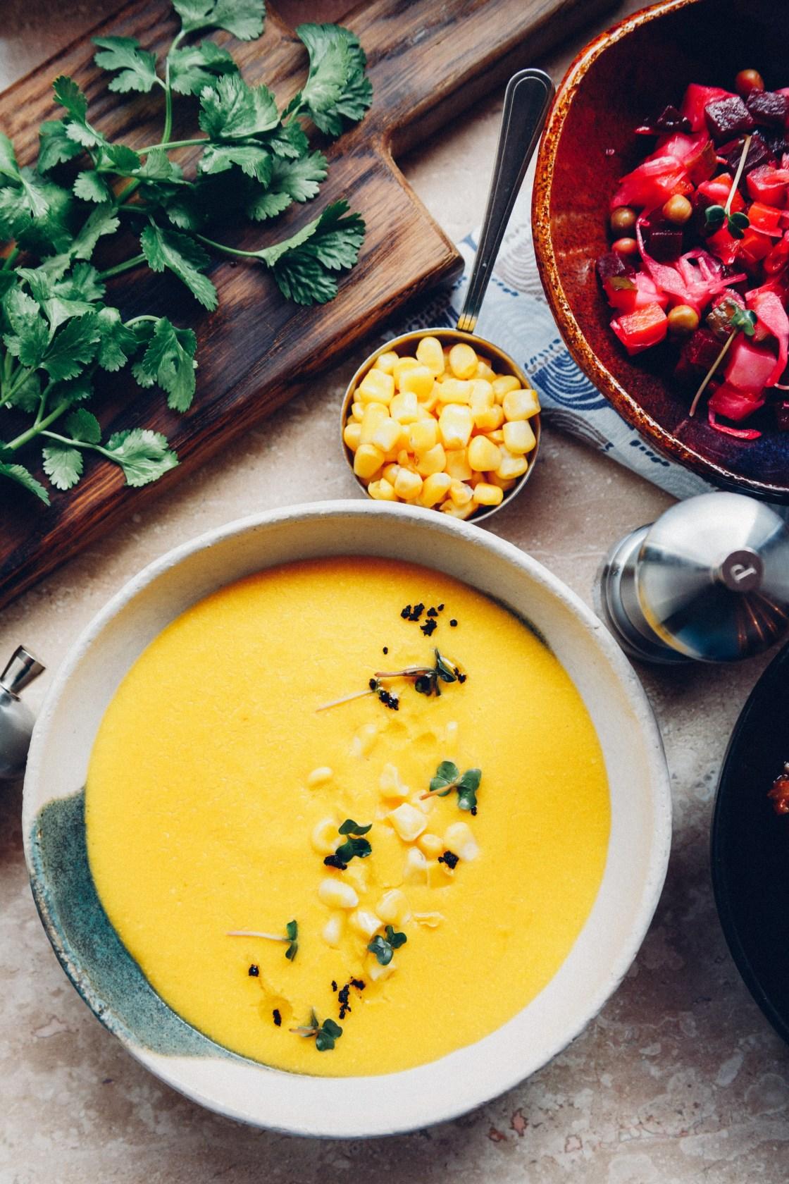 receta de polenta