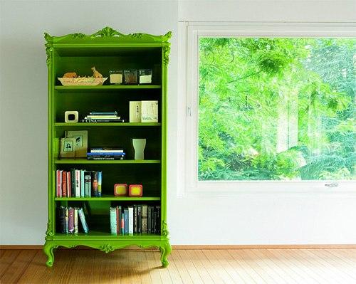 Renueva un mueble con color for Cambiar color muebles