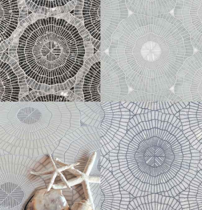 revestimiento de mármol de diseño