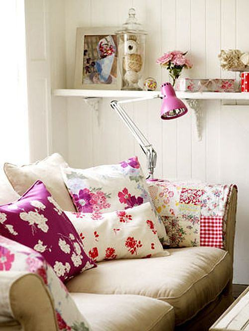 Simples ideas de decoraci n para renovar la casa en primavera for Decoracion del hogar en primavera