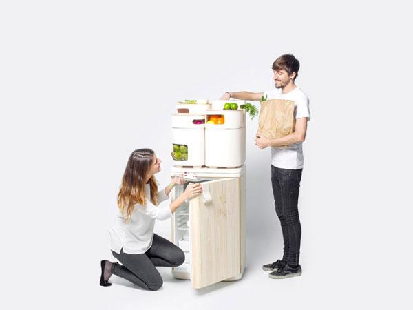 sistema de refrigeración sostenible