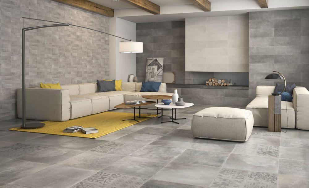 suelo interior porcel nico personalizable