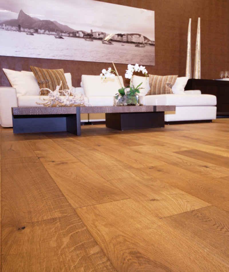 suelos de madera con aspecto natural