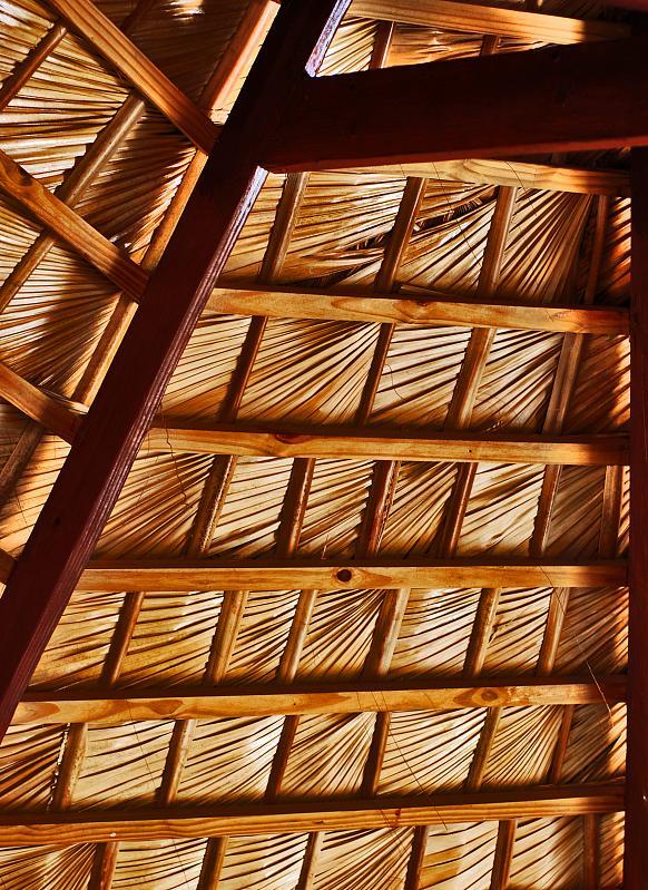 techo de un quincho