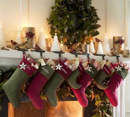 Como Decorar Calcetines Para Navidad.Tips Decoracion Navidad Calcetines Para Decorar En Navidad