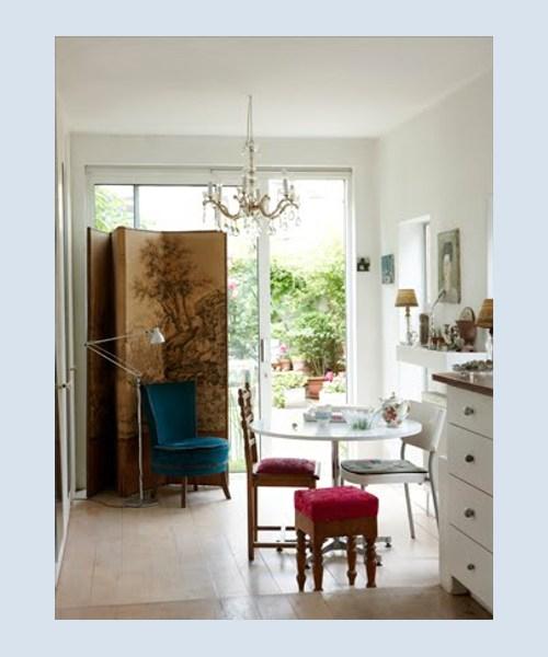 Trucos para casas o pisos con poco espacio for Aprovechar espacio cocina