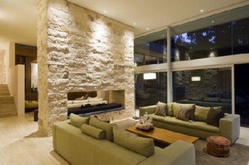 walker house interior