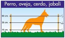 Cerca Eléctrica Orework 90 10km 0.5J 4