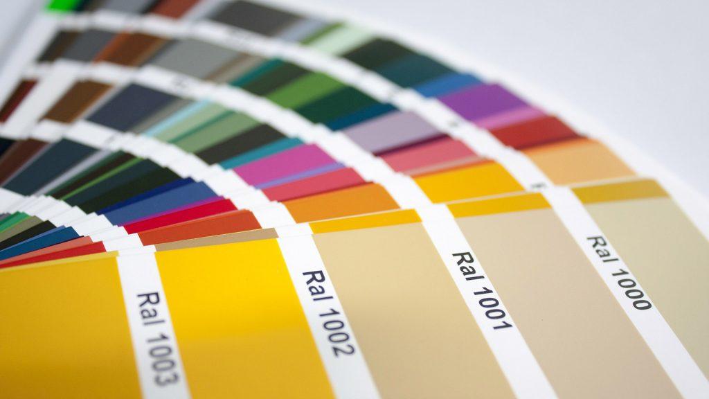 Consulta la seguente tabella per conoscere i costi delle tipologie più. Scala Colori Ral Tabella Mazzette Conversione E Molto Piu