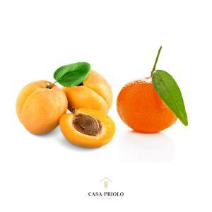 albicocca e mandarino