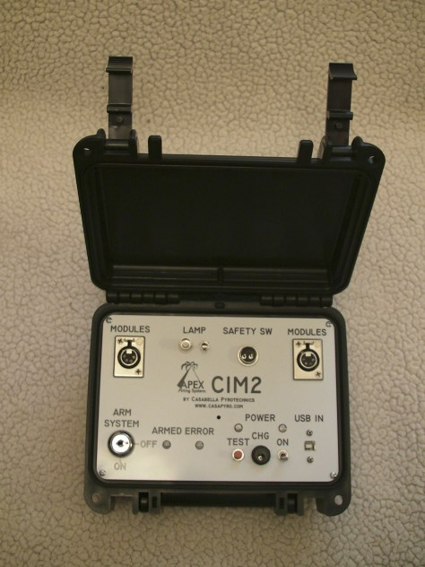 CIM II with a total investment of $599