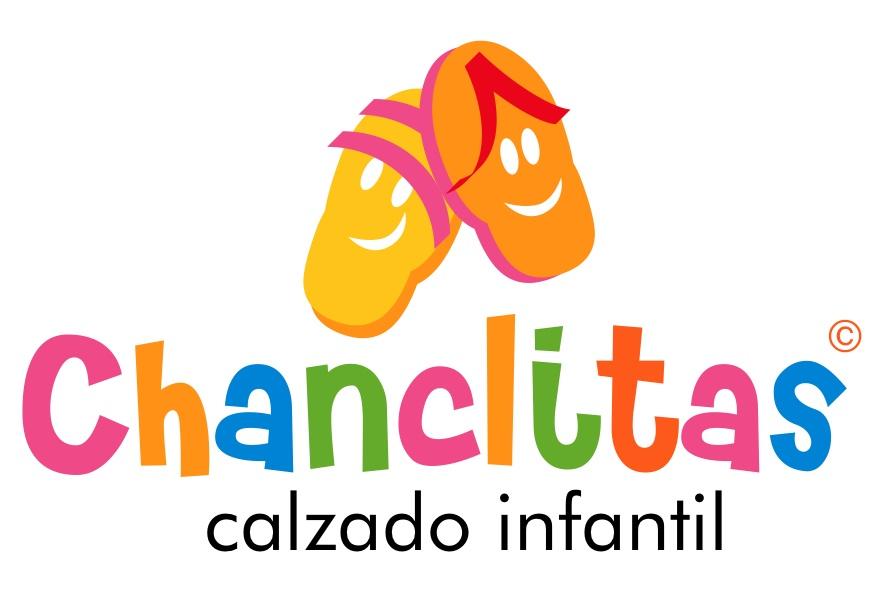 Logo para Chanclitas. Nueva tienda de calzadoinfantil