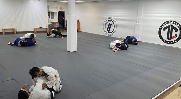 How to approach an open mat for BJJ