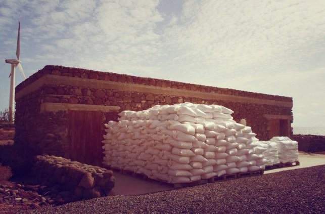 salt warehouse