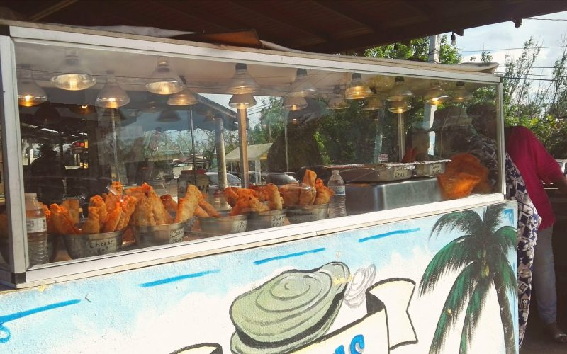Food to try in Puerto Rico - fried snacks
