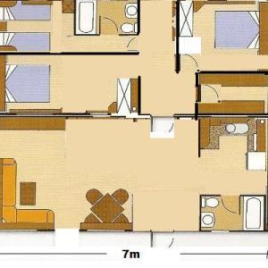 PLANO CS 60 M2 1 Casas Móviles de madera