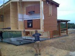 montaje de tu casa de madera modular