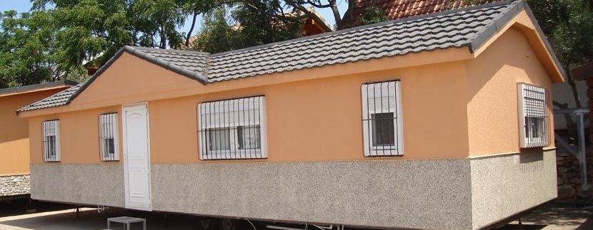 Casa prefabricada Triton de Casas Carbonell