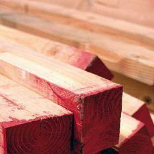 La madera como elemento constructivo de Casas Carbonell