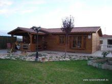 Casa modular o prefabricada de Casas Carbonell