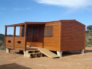 Casas de madera prefabricadas de Casas Carbonell