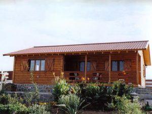 Casas de madera de Casas Carbonell