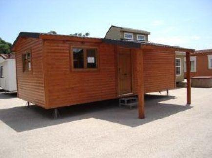 Casa de madera Javea de Casas Carbonell